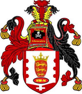 Sandra Bernadett Lady of Glencairn